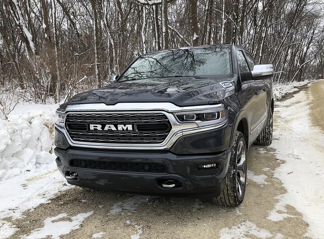 2019 Ram 1500 Limited 4X4