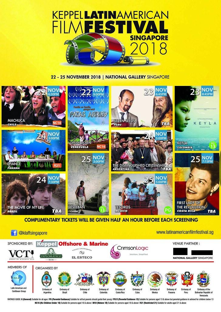 Festival de Cine Latinoamericano Keppel