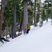 Rubicon Peak backcountry snowboard