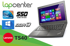 LENOVO THINKPAD T540p I7 4 GB RAM 500 GB HDD WIN10PRO