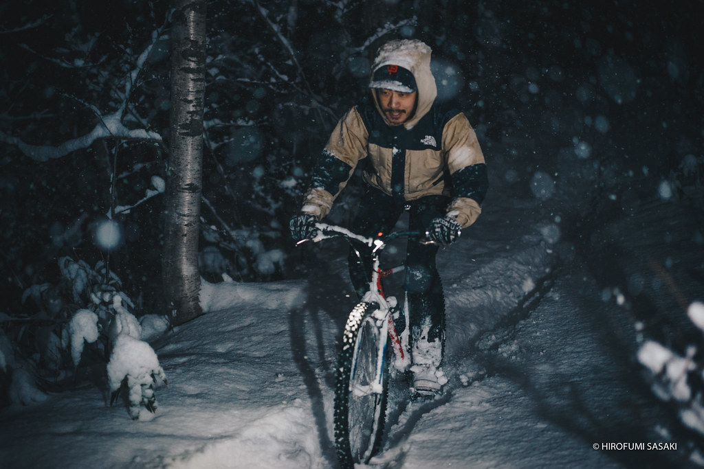 2018.12.18 TKC Night Snow Ride