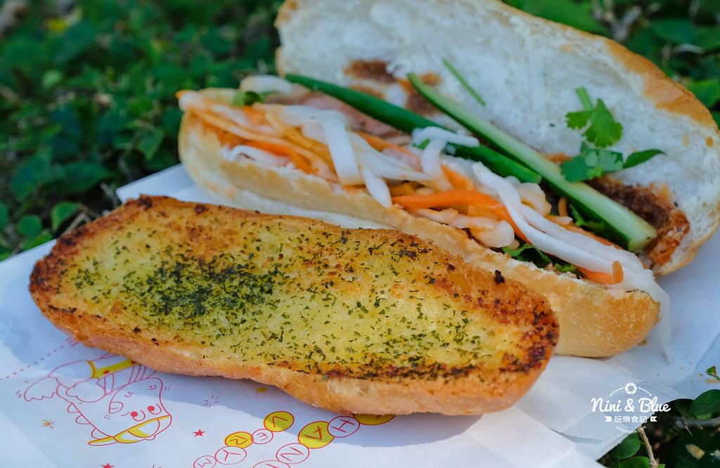 越南法國麵包工藝.第二市場05