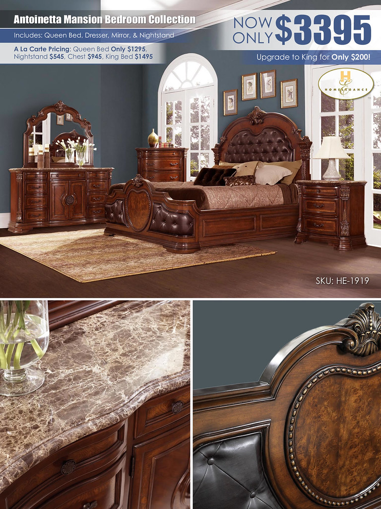 Antoinetta Mansion Collection_HE-1919-BED-SET_Layout