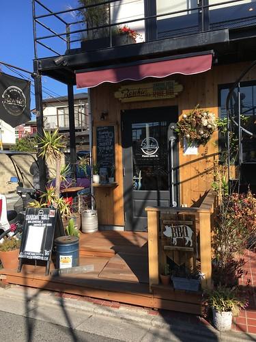 Barchie's Kamakuraでランチ