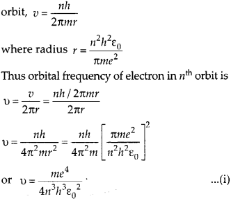 NCERT Solutions for Class 12 Physics Chapter 12 Atoms 11