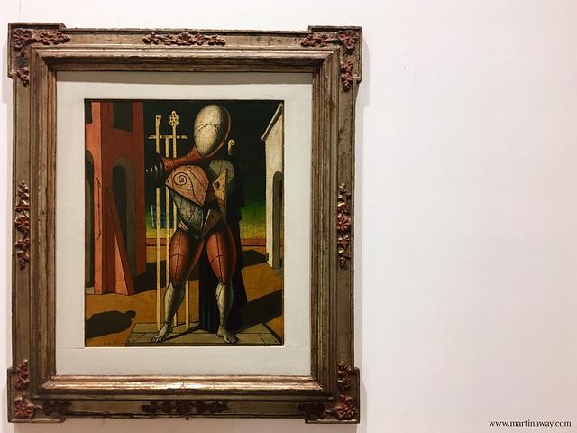 Galleria Internazionale d'arte moderna, Ca' Pesaro