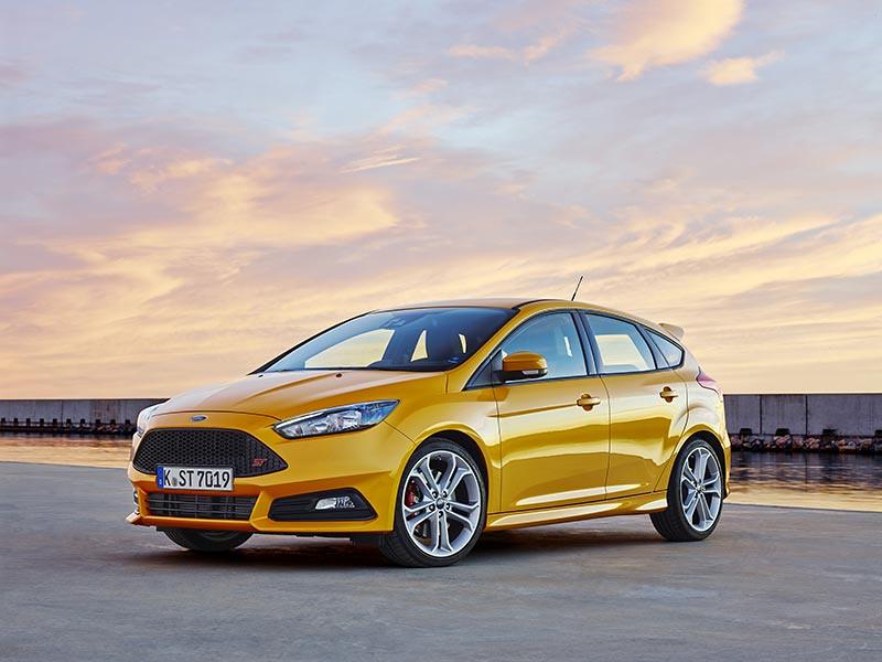 Comprar Ford Focus