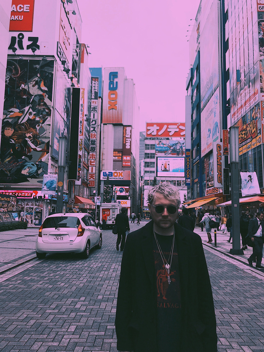 Lusts Japan Tour Diary