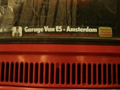 1972 Fiat 500 Garage Advertisement
