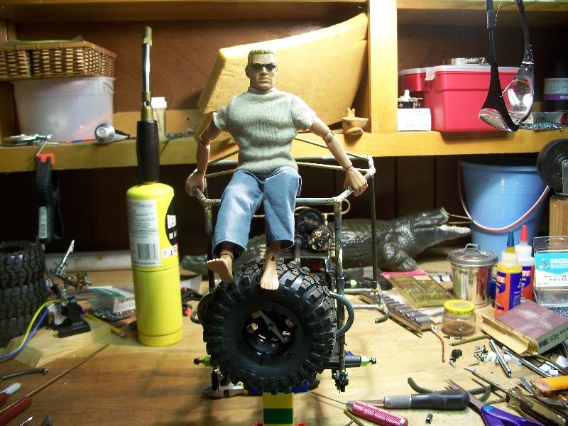 Building an RC sixth scale Jeep 45846107472_333030e0e6_o