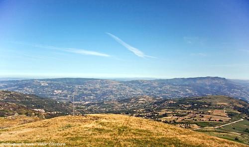 Vista do Miradouro de São Cristóvão - Felgueiras - Portugal 🇵🇹