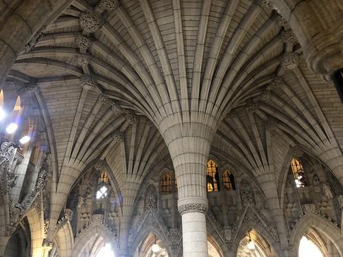 Hall of Honour, Canadian Parliament, Ottawa