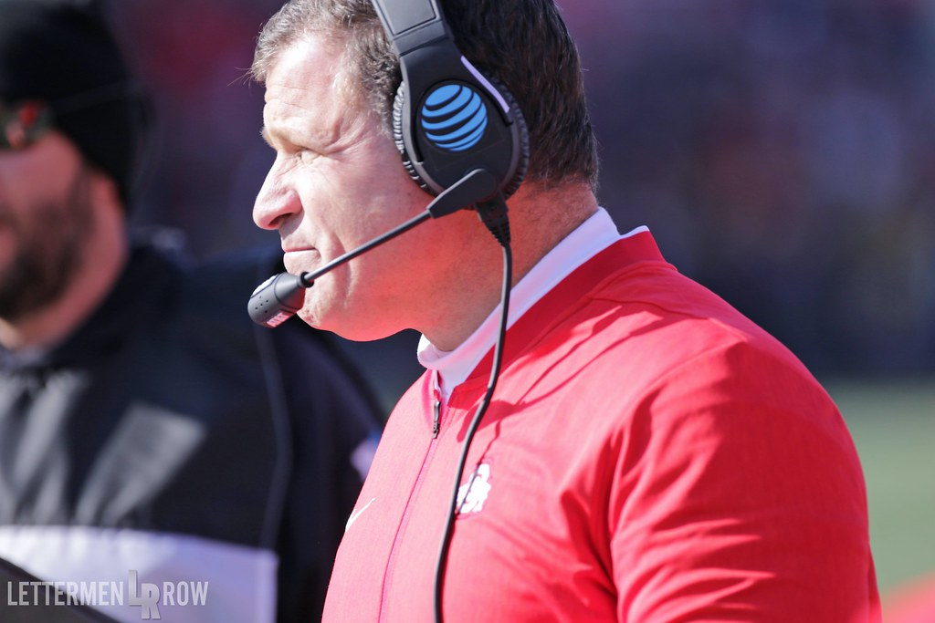 Ohio State at Maryland :: Nov. 17, 2018
