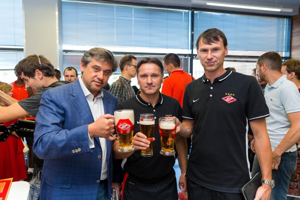 В Красноярске появится пиво «Аленичев безалкогольное»