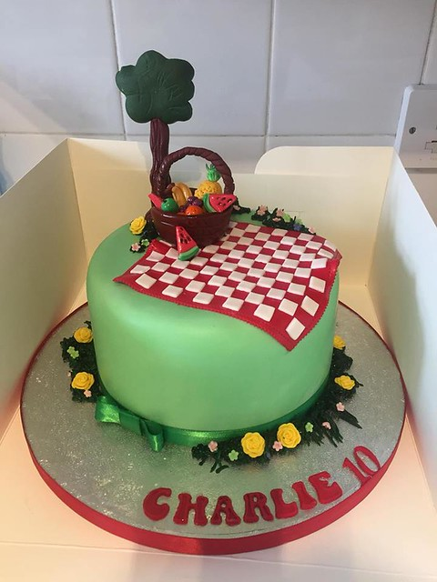 Cake from Cakes By Keeley Louise