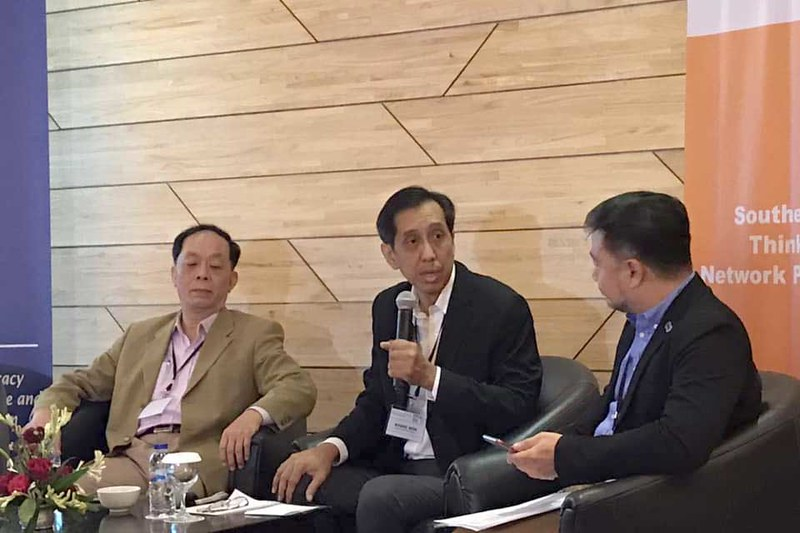 Panel discussion on PPP in Bali