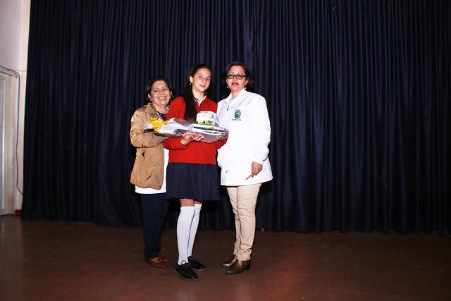 Premiación cuentos ambientales