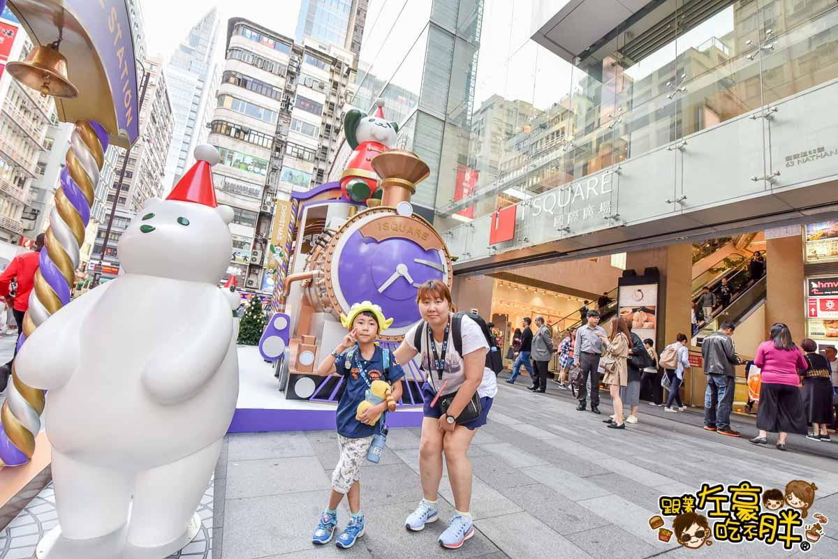 香港聖誕節 尖沙咀海港城聖誕裝飾-4
