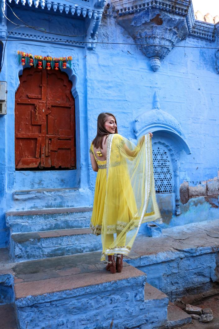 Jodhpur - the blue city 01