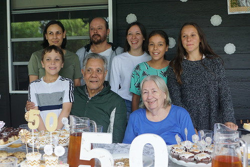 High Tea for a Fiftieth Anniversary