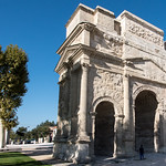 04/12/2018 - PDI. League 3.. 02 Roman Triumphal Arch, Orange, Provence John Fogarty by John J Fogarty