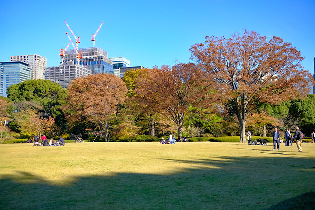 Photo:The East Garden, Tokyo Imperial Palace, Japan.18 By Geoff Whalan