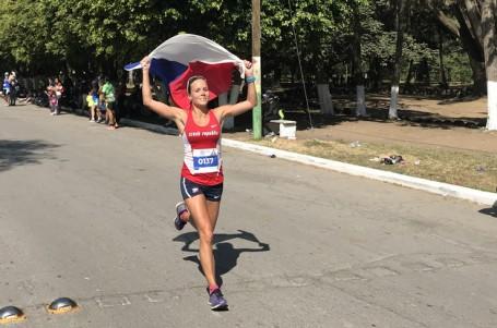 Maraton v Guatemale? Teplo, vlhko a nepořádek. A taky mandarinky s kokosem