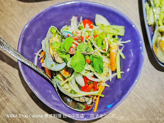 NARA Thai Cuisine 泰式料理 台中中友店 3