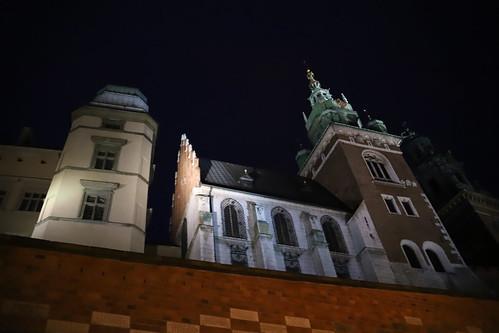 Msza św. roratnia w Katedrze na Wawelu | Abp Marek Jędraszewski, 22.12.2018