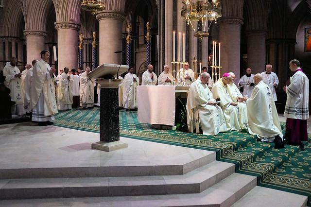 Sam Randall Ordination St John's Norwich March 2019