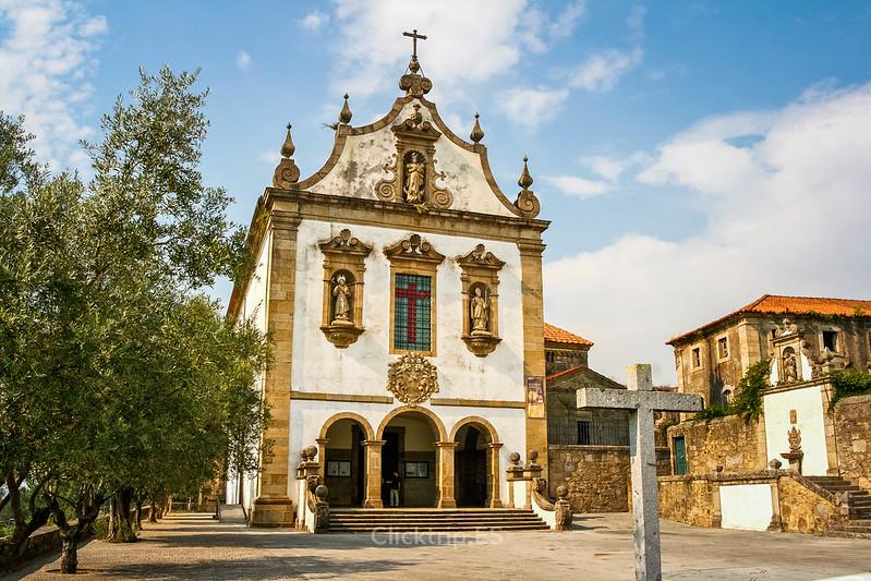 · Capela de São Frutuoso de Montélios · Qué ver en Braga en un día · Excursiones desde Oporto ·