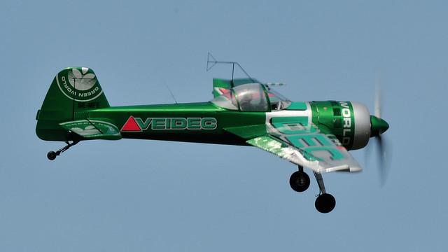 Mats Andersson - Yak-55