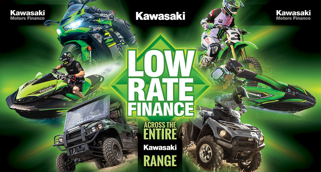 Low Rate Finance across the entire range