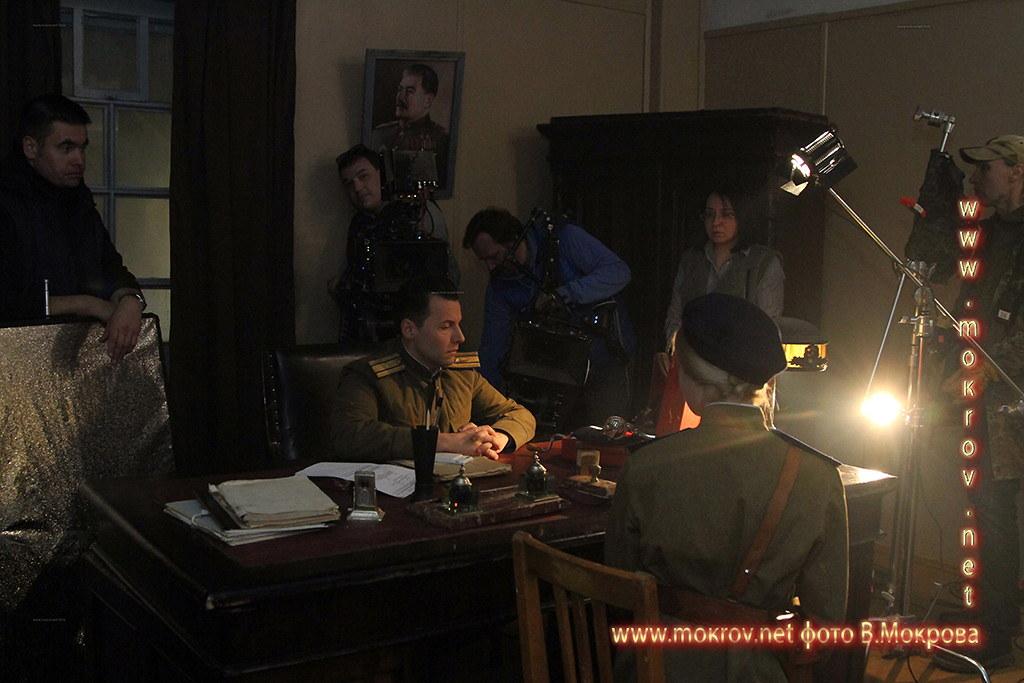 Выложены фотографии со съемок популярного сериала «Декабристка».