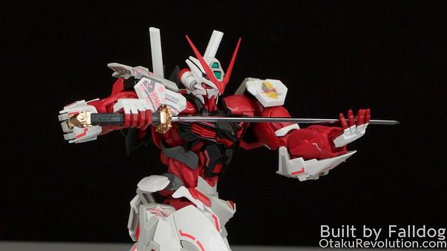 HiRM Astray Red Frame Gundam 31