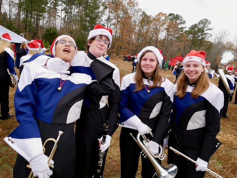 2018-12-02 Rolesville Parade