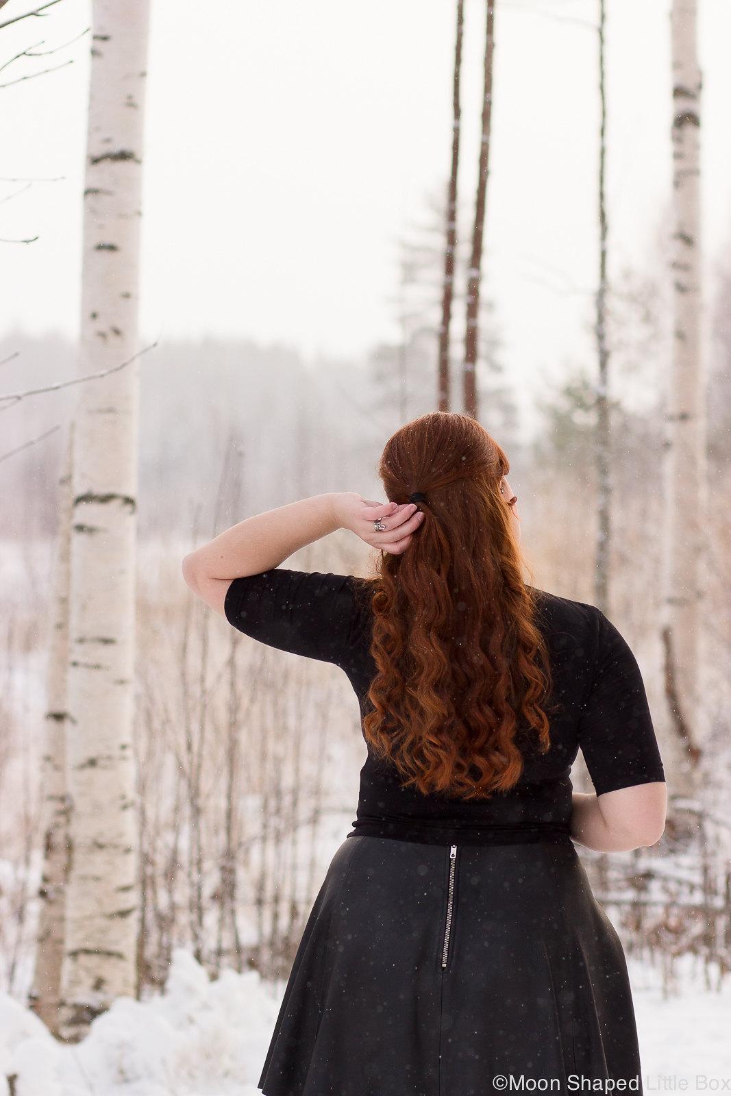 Kasvivärjätyt hiukset, kasvivärjäys kokemuksia, kasvivärjäys, Joensuu, Eco Beauty, Eco Beauty Hair, Eco Beauty Milla, tyyliblogi, bloggaaja