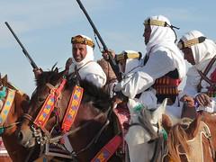 Festival International du Sahara: Mezi berberskými jezdci (2. díl)
