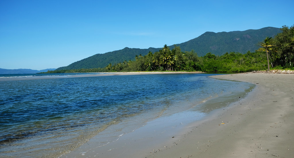 Myall Beach, Daintree National Park, Queensland