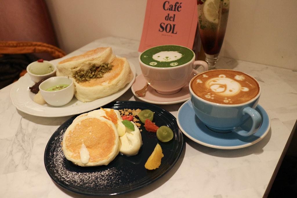 福岡人氣第一鬆餅Café del SOL (60)