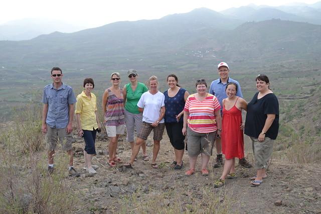 Educators Tour to Ethiopia 2015