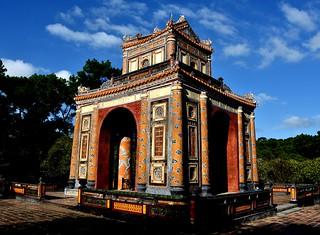Huè - Tu Duc Tomb