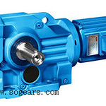 Motor de viteză elicoidal Bevel