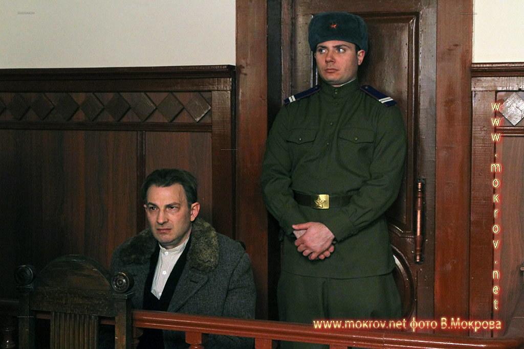 Актер - Овчинников Александр Машков в сериале «Декабристка».