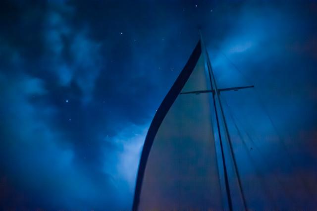 Starlit Sky