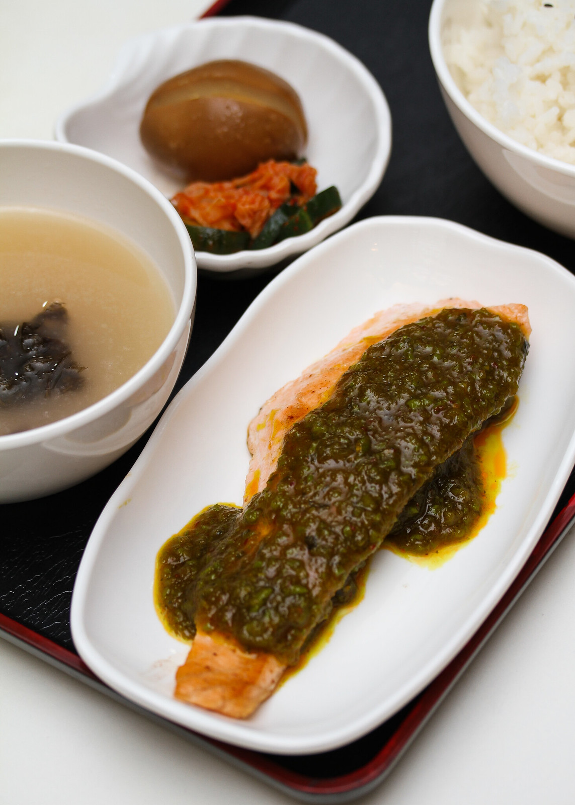 Taste of Taiwan - Salmon