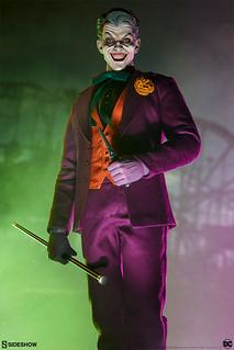 高度展現小丑瘋狂的精彩頭雕!! Sideshow Collectibles DC Comics【小丑】The Joker 1/6 比例人偶作品