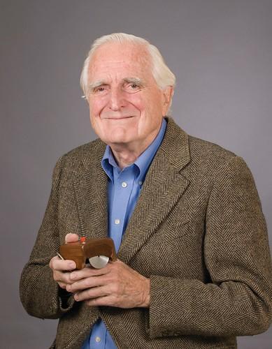 Douglas Engelbart and mouse
