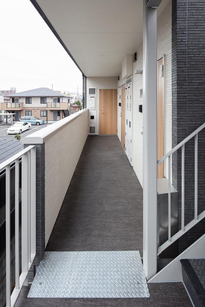 千葉県千葉市の集合住宅