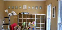 Homewood Playroom, Before